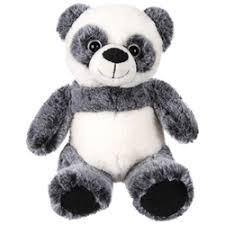 «<b>Мягкие игрушки Fluffy</b> Family Мягкая игрушка «Панда» (высота ...