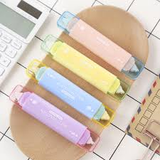 <b>Creative 2 In 1</b> Mini Double Sided Correction Tape Practical School ...