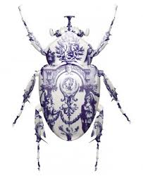 Pin by <b>Aisling</b> Bradley on 亚洲 in 2020 | Insect art, Insects, Ceramic art
