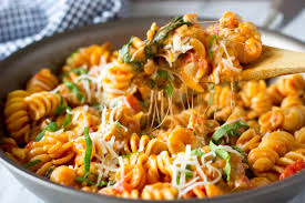 Image result for spinach sausage pasta