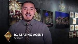 jc tells you about his leasing agent job for artisan apartments jc tells you about his leasing agent job for artisan apartments