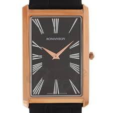 Наручные <b>часы Romanson TL0390MR</b>(<b>BK</b>) купить в Москве в ...