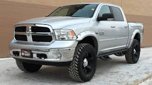 2014 Dodge 1500 Lifted 2014 Ram 1500 Slt Full Crew By Rtxc Canada Youtube