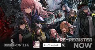 <b>Girls</b>' <b>Frontline</b> – Official Site