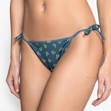 <b>Плавки</b> от купальника с рисунком, форма бикини принт кактус <b>La</b> ...