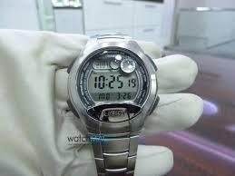 <b>Casio</b> Collection <b>W</b>-752D-<b>1AVEF</b> - YouTube