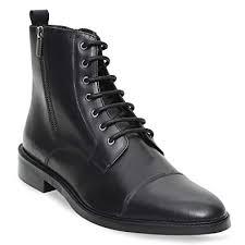 Urbane Shoes Co <b>Genuine</b> Cowhide <b>Leather Mens Chelsea</b> Boots