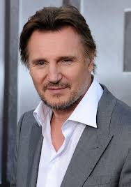Liam Neeson  - 2018 Light brown hair & casual hair style.