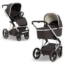 <b>Moon</b> Style – всесезонная детская коляска <b>2</b> в 1 с адаптивной ...