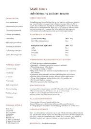 Resume Of It How To Write A Resume For Health Professionals How To Write A Resume