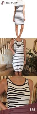 catherine malandrino nellie knit dress this catherine malandrino is stunning and is nwts it features catherine malandrino tote black white beige