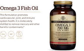 Solgar Double Strength Omega-3 700 mg, 120 ... - Amazon.com