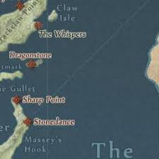 Interactive <b>Game of Thrones</b> Map with Spoilers Control