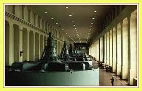 Turbinas y generación de energía hidroeléctrica