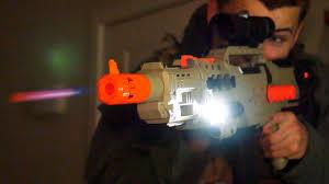 Nerf War: <b>Halloween Horror</b> - YouTube