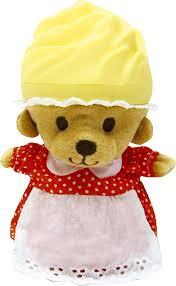 <b>Cupcake Bears Мягкая игрушка</b> Тыковка 9 см 1610033, цвет ...