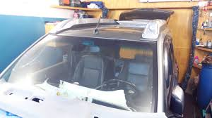 Установка <b>рейлингов</b> с люстрами на Икстрейл т31 — <b>Nissan X</b> ...