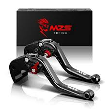 MZS Short Brake Clutch Levers <b>for Honda CBR1000RR</b>/Fireblade ...