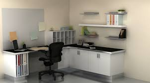 wall antique white home office furniture simple