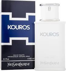 <b>Yves Saint Laurent Kouros</b> Eau de Toilette for Him - 100 ml: Amazon ...