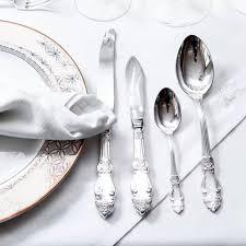 Как почистить <b>столовое серебро</b> — чем очистить ложки из ...