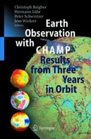 Use of <b>Champ</b> Magnetic Data to Improve the Antarctic Geomagnetic ...