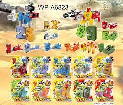 <b>Робот</b>-<b>трансформер Junfa</b> toys <b>Изучаем</b> цифры — купить по ...