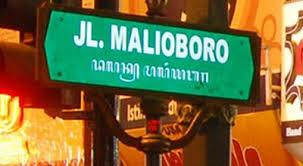 Hasil gambar untuk javanese jogja language street signs