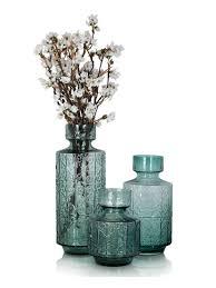 <b>Стеклянная ваза</b> для цветов Granada Home Philosophy 9127700 ...