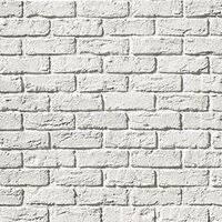 <b>Плитка декоративная White</b> Hills Вельс Брик A390-00 белая 0.75 м?