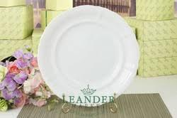 <b>Белая</b> посуда из фарфора Leander: купить в интернет магазине ...