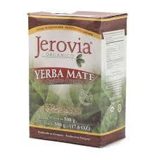 Йерба <b>мате Jerovia Organica 500</b> гр (артикул 48135)