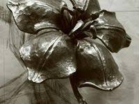 90+ Steel flowers ideas | steel <b>flowers</b>, <b>metal</b> working, blacksmithing
