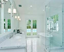 recessed lighting for bathroom though this bathroom gets lots of natural light the staggered recessed lights bathroom recessed lighting ideas espresso