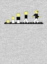 <b>Evolution Lego T</b>-Shirts | Redbubble