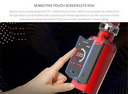 <b>Original SMOK Species</b> Mod 230W Touch Screen Mod VW/TC Box ...