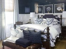 bedroom decorating ideas navy blue black blue bedroom