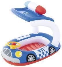 <b>Надувная лодочка Bestway</b> Машина 34103 BW — купить по ...
