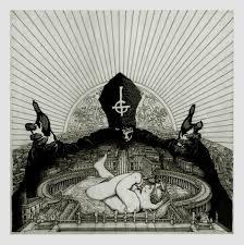 <b>Ghost Infestissumam</b> complete artwork: prints on Behance