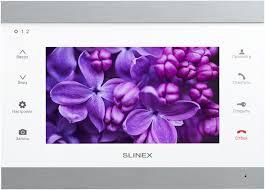 <b>Видеодомофон Slinex SL-07IP</b>, Silver White — купить в интернет ...