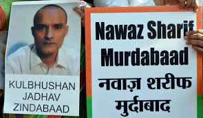 trying for release of alleged spy jadhav but cannot trying for release of alleged spy jadhav but cannot him in