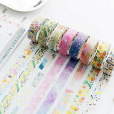 chinese style foiled washi tape set cracked ice pattern japanese decorative tapes for photo album diary scrapbook paper