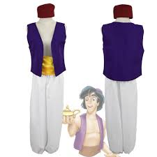 <b>New Carnival Clothing Anime</b> Aladdin Lamp Prince Cosplay ...