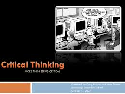 Analytical Thinking  Why You Need It and How to Get Better YouTube Teacher Must  Embed   st Century Skills