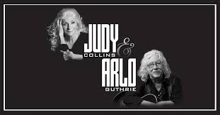 Judy Collins & <b>Arlo Guthrie</b> - Count Basie Center for the Arts