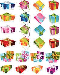 christmas gifts templates vector stock vector art christmas gifts templates vector