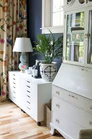 navy blue home office the inspired room blue home office