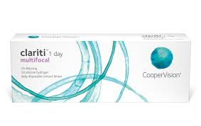 <b>clariti 1</b> day multifocal | CooperVision Russia