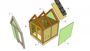 Insulated Dog House Plans   MyOutdoorPlans   Free Woodworking    Insulated dog house plans
