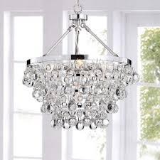 indoor 5 light luxury crystal chandelier bedroom chandelier lighting